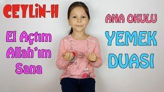 Ceylin-H   Yemek Duası (HD)