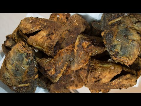 Best Way To Prepare And To FRY FISH