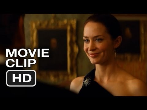 Salmon Fishing In The Yemen MOVIE CLIP - 32 Inch Waist (2012) Emily Blunt Movie HD