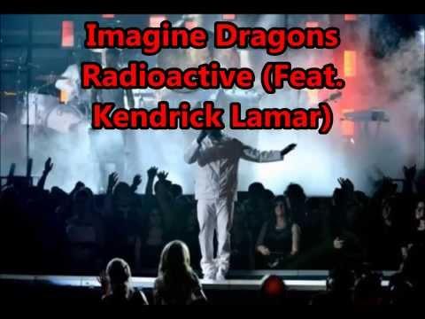 Imagine Dragons - Radioactive (Feat. Kendrick Lamar) LYRICS