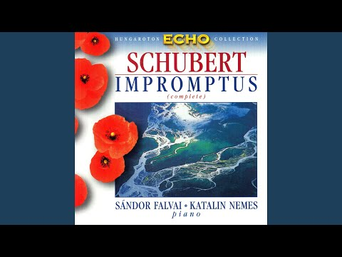 Four Impromptus Op. posth. 142 D. 935: No. 2 in A Flat Major
