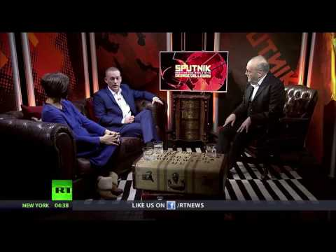 SPUTNIK 163: George Galloway Interviews Dr. Russell Foster & James Whale