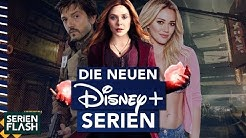 Disney+ : Alle Serien, Preise und Features | Disney Plus | SerienFlash