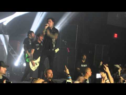 Falling in Reverse - Chemical Prisoner live on May 16 2015
