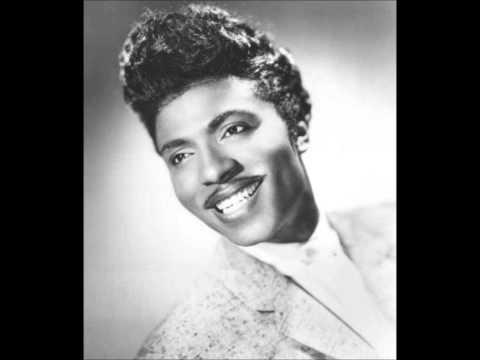 Little Richard-The Girl Can't Help It/Lyrics