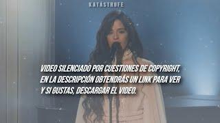 Camila Cabello - First Man [Letra en español + Lyrics] **LEER DESCRIPCIÓN** // GRAMMY's 2020