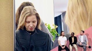 Vorher-Nachher: Sie liebt ihre Haare - möchte aber eine Veränderung! Ist sie dazu wirklich bereit?😳
