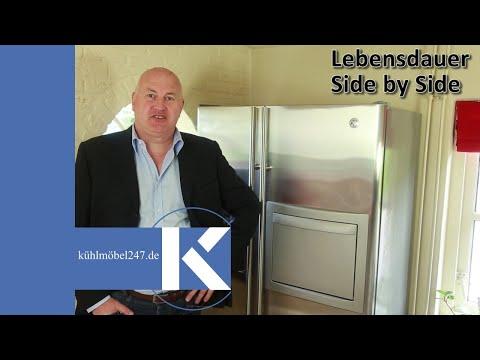 Bekannt Side by side Kühlschrank - Wie lange ist der Lebensdauer von einem ES03