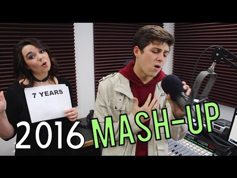 Singing Every Hit Song from 2016 to ONE BEAT!