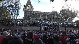 Ohio State University Marching Band - 2019 Rose Bowl Pep Rally - Disneyland thumbnail