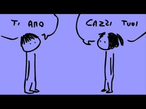 Amato Vignette ironiche (rapporto uomo - donna) - YouTube VH57