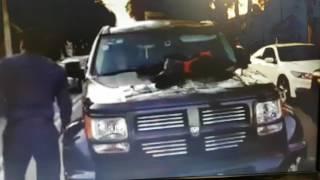 Lady cuernos cornudo cacha a esposa en infidelidad en la ciudad de mexico dodge nitro