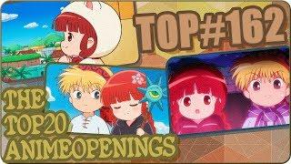 The Top 20 Anime Openings | 6 (7) de Octubre 2017 | Top # 162