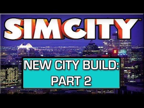 SIM CITY: BUILD PART 2- Industrial City build part two ( episode 3)