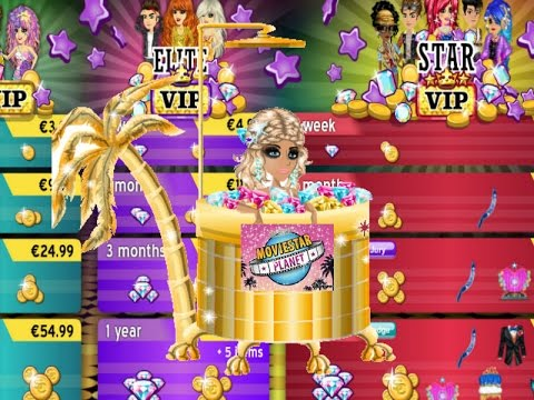 how to get free vip on moviestarplanet 2016