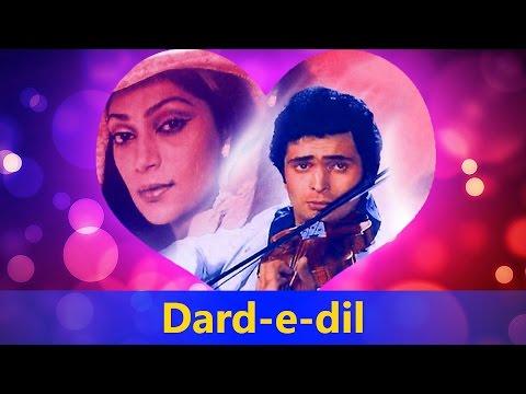 Dard-e-dil Dard-e-jigar (Karaoke) - Mohd. Rafi || Rishi Kapoor || Karz - Valentine's Day Song