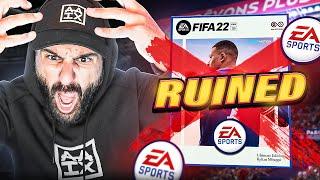 WOW FIFA 22 RUINED ALREADY...😡😡