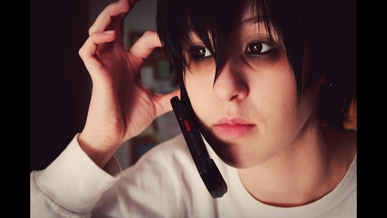 L cosplay makeup tutorial youtube l cosplay makeup tutorial baditri Image collections