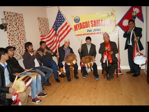 Myagdi Samaj USA  7th Annual General Meeting