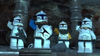 LEGO Star Wars III: The Clone Wars. #18. Rookies (Свободная игра, 100%)