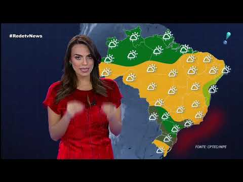Previsão Do Tempo: Frente Fria Indica Chuvas Para Sexta-feira (2)