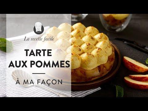 """la-recette-de-la-tarte-aux-pommes-""""-à-ma-façon-""""-de-chef-philippe-!"""