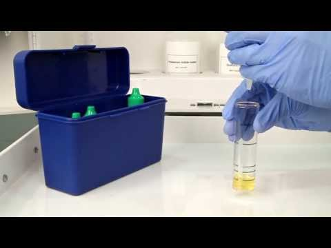 Chlorine Dioxide Test Kit - TK1181-Z