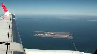 ノーカット64分!!! 福岡空港から伊丹空港 離陸から着陸まで!!! JAL 2050 JA212J [機窓2014] thumbnail