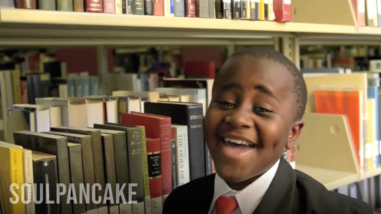 Kid President's Pep Talk to Teachers and Students | OUTTAKES!
