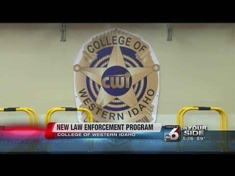 First class of College of Western Idaho law enforcement program starts school Monday