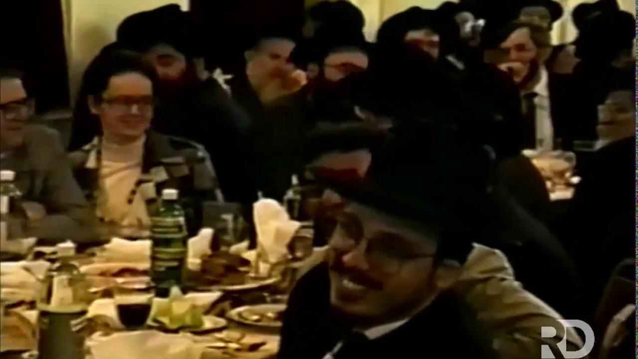 Kinus Hashluchim Banquet   Chof Vov Cheshvan 5752