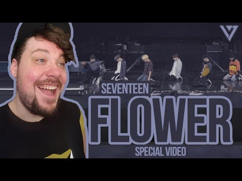 Mikey Reacts to [SPECIAL VIDEO] SEVENTEEN(세븐틴) - Flower