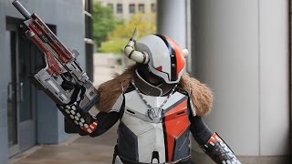 TOP 5 OF THE BEST REAL LIFE DESTINY COSPLAY!
