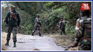 Jammu And Kashmir: CRPF Kill 4 Militants After They Attacked Camp In Bandipora