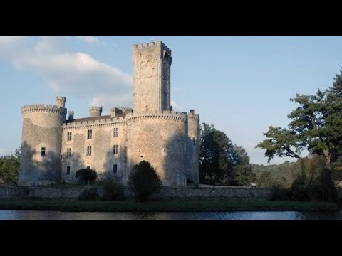 Amazing Medieval Castle for Sale in France Watch it Now !