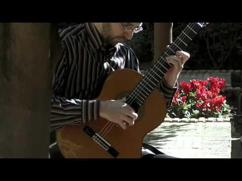 Yi People, Chinese music for guitar by Fernando Perez 中国传统音乐为吉他