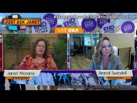 Just Ask Janet Live Learn more about Stanton Healthcare and Their Battle with Planned Parenthood