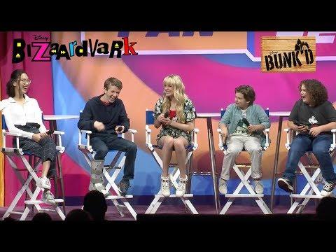 LIVE NOW! BUNK'D & Bizaardvark at Disney Channel GO! Fan Fest