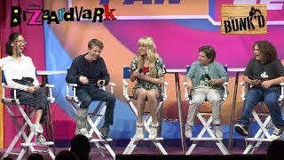 BUNK'D & Bizaardvark LIVE from Disney Channel GO! Fan Fest