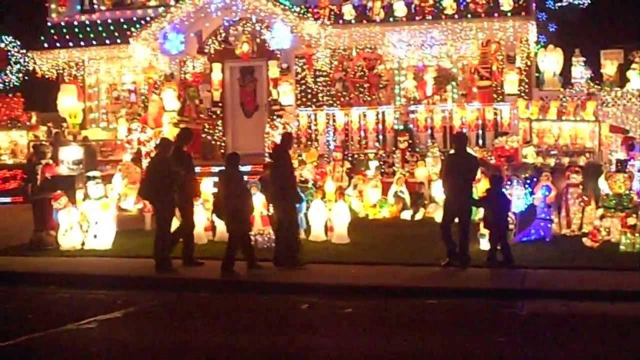 La mejor casa en navidad youtube - Casas decoradas en navidad ...