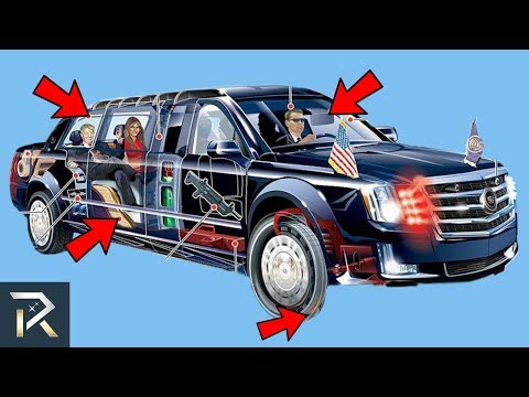 10 Hidden Details You Didn't Know About President Trump's Vehicle Mp3