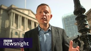 Why banks could disappear in 20 years: Antony Jenkins - BBC Newsnight