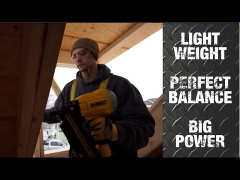 dewalt 21 degree framing nailer the home depot