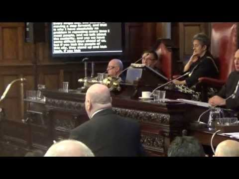 Liverpool City Council Budget Meeting 4th March 2015 Part 1