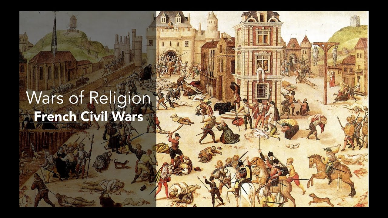 a history of the religious wars