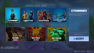 Fortnite Gamemodes If They Were Honest