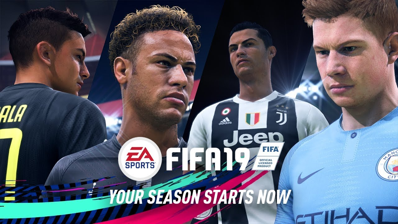 fifa 19 demo trailer your season starts now youtube