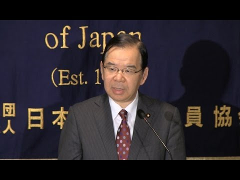 "Kazuo Shii: Inter-Party Cooperation and the Possibility of ""National Coalition Government"""
