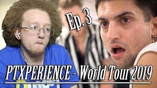 PTXPERIENCE - Pentatonix: The World Tour 2019 (Episode 3) | Reaction