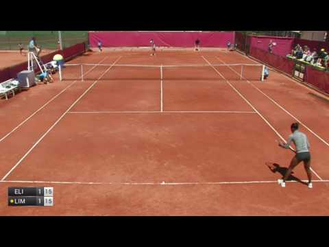 Elie Jennifer v Lim Alize - 2017 ITF Cagnes-Sur-Mer